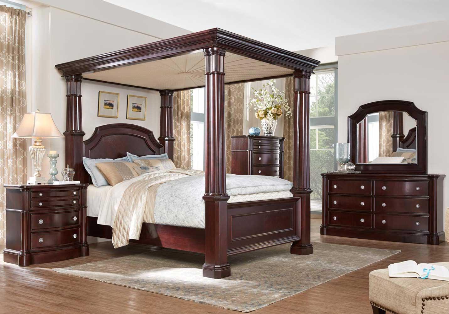 Canopy · Panel Bedroom & Bedroom Sets