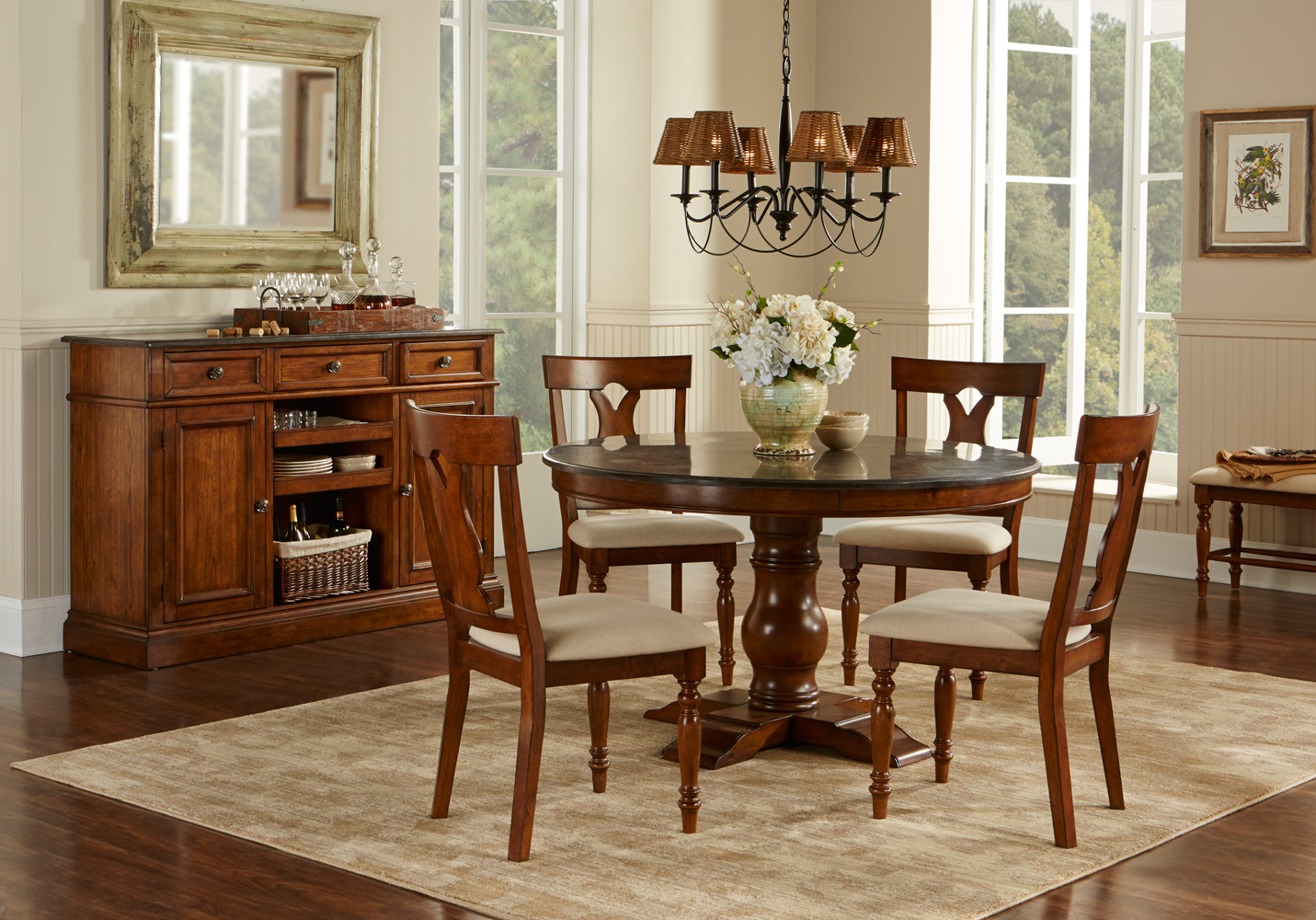 100 Dining Room Sets With China Cabinet